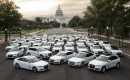 Audi of America stormed Capitol Hill over the weekend and staged a 'TDI Party'