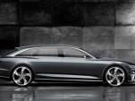 Audi Prologue Avant concept, 2015 Geneva Motor Show