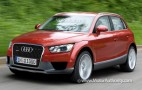 Audi's Q1 Compact Crossover Resurfaces As Q2: Report