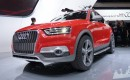 Audi Q3 Vail Concept  -  2012 Detroit Auto Show