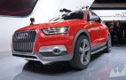 Audi Q3 Vail Concept Live Photos: 2012 Detroit Auto Show