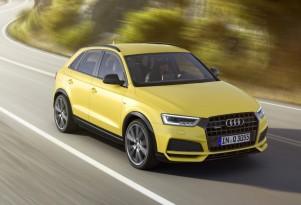 2017 Audi Q3 S line (European spec)