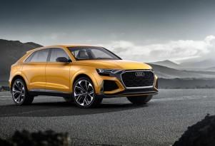 Audi Q8 Sport concept, 2017 Geneva auto show