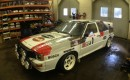 Audi Quattro (A2) Group B rally car
