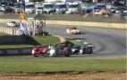 Peugeot, Audi Diesels Lead Petit Le Mans, Porsche Hybrid Finishes Race