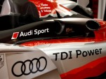 Audi R15 TDI race livery
