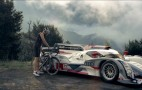 Audi Injects R18 Le Mans Racer In Its Latest RS 6 Ad: Video