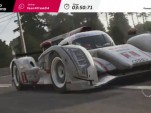 Audi R18 Forza perfect lap of Le Mans screencap