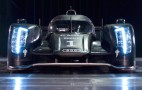 LED Lights For This Year's Audi R18 TDI Le Mans Racer