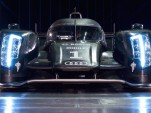 Audi R18 TDI Le Mans car