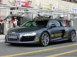 Audi Shows Off R8 e-tron At 24 Hours Of Le Mans