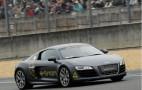 Audi R8 e-tron Wins Silvretta EV Rally