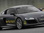 Audi R8 e-tron concept to run 2010 Silvretta EV rally