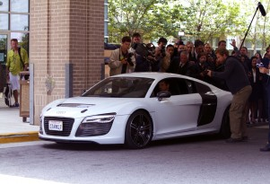 'Iron Man' To Drive All-Electric Audi R8 e-Tron, Again