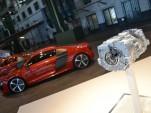 Audi R8 e-tron, technical details