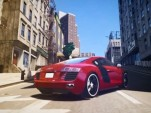 Audi R8 in iCEnhancer GTA4 modification