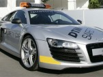 Audi R8 named official safety car of DTM series