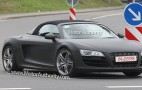 R8 Spyder convertible rumored for Frankfurt, electric R8 ruled out