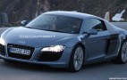 Audi R8 With New Dual Clutch Transmission Spy Shots