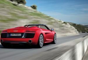 2013 Audi R8 Spyder