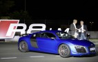 Audi R8 LMX Lights Up At Le Mans: Mega Gallery And Video