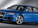 Audi reveals RS6 Sedan ahead of Paris Motor Show debut