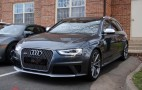 Audi Tests The Waters For RS 4s U.S. Launch With Cars &amp; Coffee Appearance