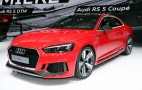 New Audi RS 5 debuts with 450-hp twin-turbo V-6