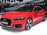 Audi RS 5, 2017 Geneva auto show
