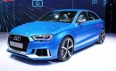 2018 Audi RS 3, 2016 Paris auto show