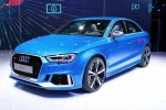 2018 Audi RS 3 debuts with 400 horsepower