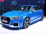 2018 Audi RS 3, 2016 Paris auto show