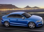 Updated Audi S3 (European spec)