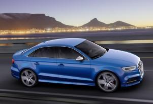 Updated Audi S3 (European spec)