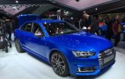 2017 Audi S4: 2015 Frankfurt Auto Show Live Photos & Video