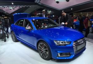2017 Audi S4, Frankfurt Auto Show