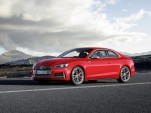 2018 Audi S5 Coupe (Euro-spec)