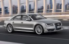 2012 Audi S8: 2011 Frankfurt Auto Show
