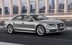2012 Audi S8: 2011 Frankfurt Auto Show
