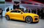 Audi Sport quattro Concept Nods To The Past, Hints To Next RS 5?
