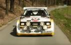 Audi Sport Quattro S1 E2 replica is a testament to the golden era of rally racing