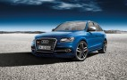 Audi SQ5 TDI Exclusive Concept: 2012 Paris Auto Show