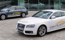Audi Travolution eco-friendly traffic system