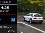 Audi Travolution traffic system
