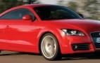 Audi TT 2.0L TDI diesel sports car