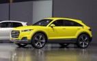 Audi TT Offroad Concept Debuts At 2014 Beijing Auto Show