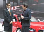 Audi TT RS Q&amp;A at the 2011 Chicago Auto Show