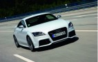 2011 Audi TT RS:  Coming To America