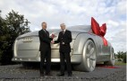 Audi Celebrates 100th Anniversary With Ten-Ton Audi TT