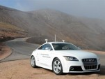 Audi TTS &quot;Shelley&quot; Autonomous Car
